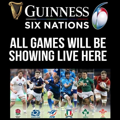 Live Six Nations