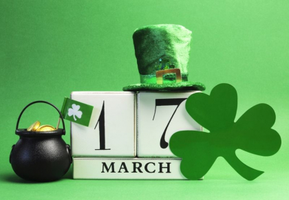 St Patricks Day - Tuesday 17th March - who, what, why?
